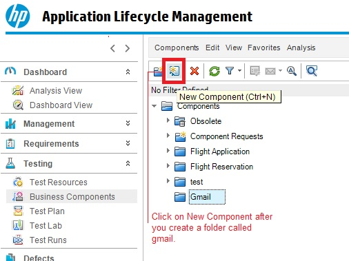 HP ALM Business Components [Simple Step-by-Step Guide]