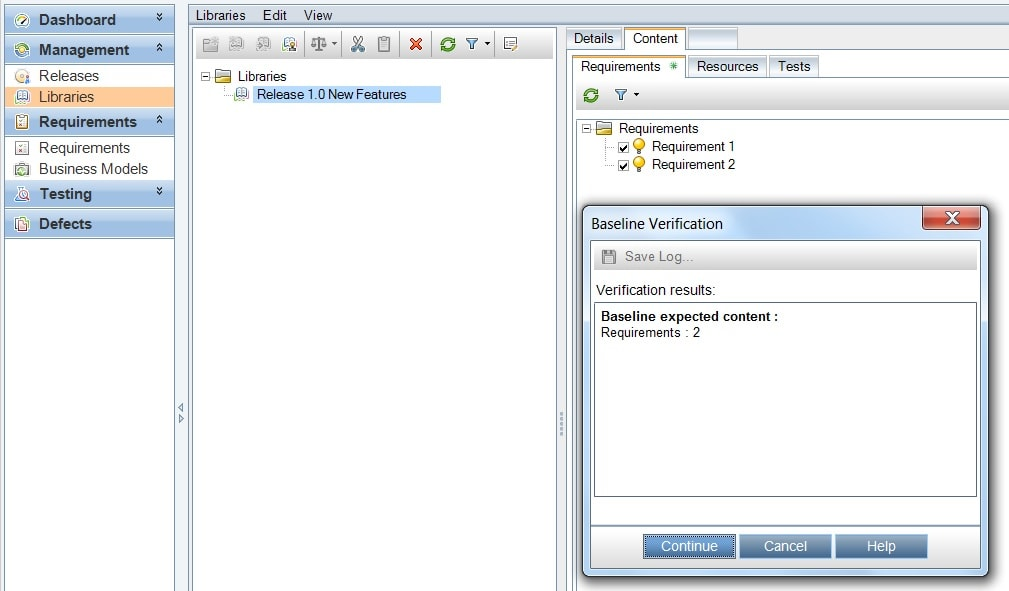 HP ALM Libraries [Learn How to use in Eight Simple Steps]